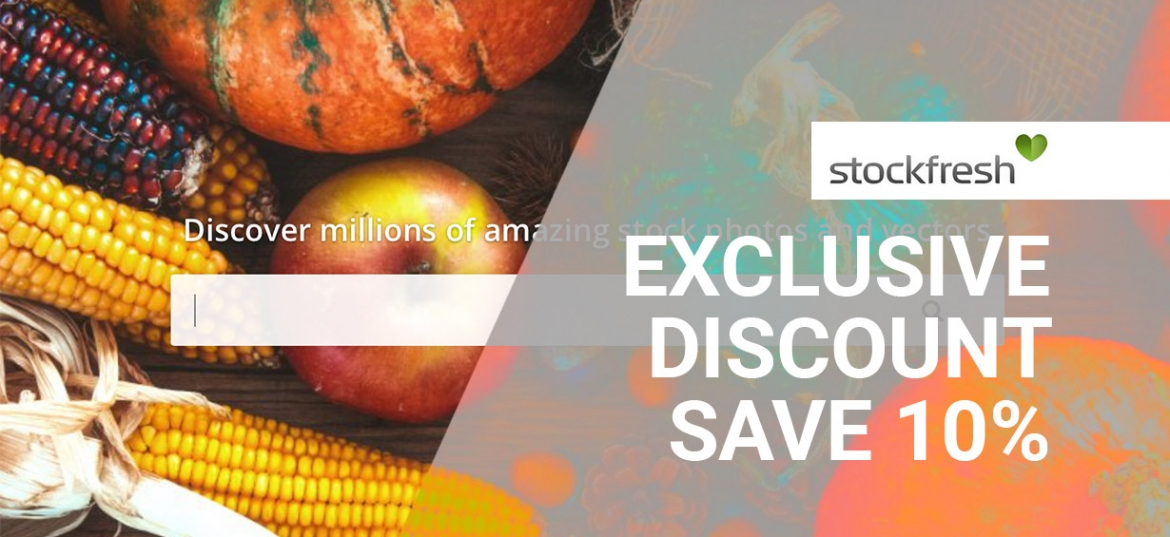 Stockfresh Discount | Exclusive Offer | Stock Photo Adviser
