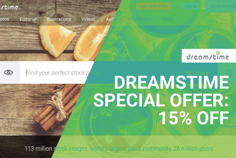 Dreamstime Special Discount | Save 15% | Stock Photo Adviser