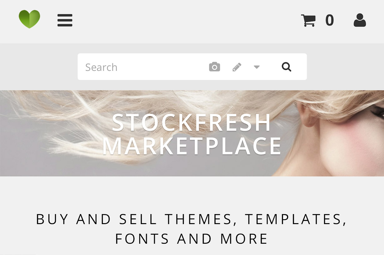 Stockfresh Launching Design Marketplace | Stock Photo Adviser