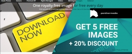PantherMedia Special Offer | 5 Free Images plus 20% Discount | Stock Photo Adviser